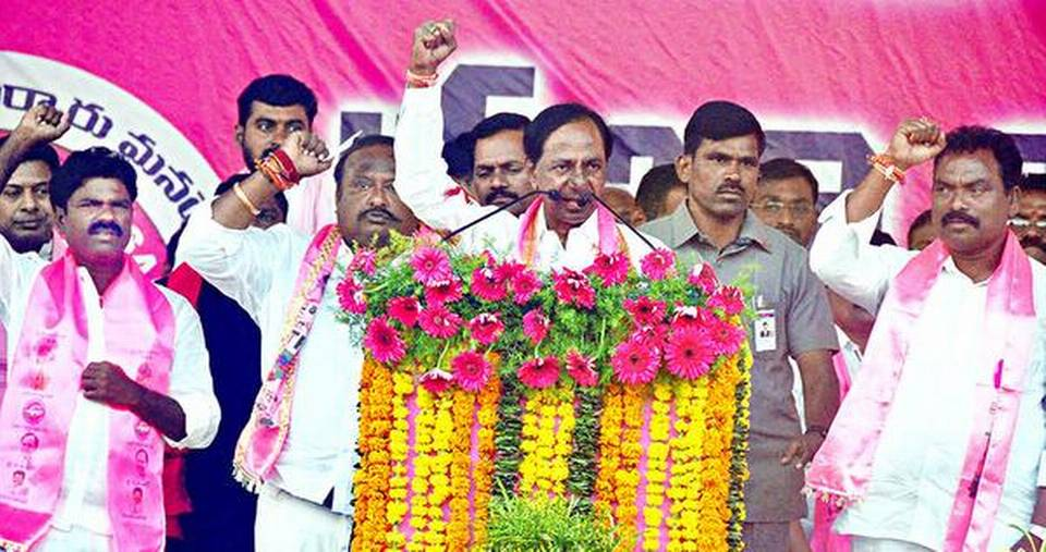 'Quota possible if non-Cong., non-BJP front comes to power'